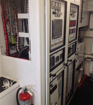 Marine Electrical Distribution Panels