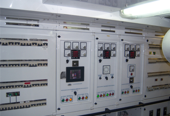 Marine Distribution Panel and Switchboards