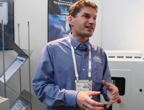 Superyacht Technology Interview with Andy Ford at METS 2017