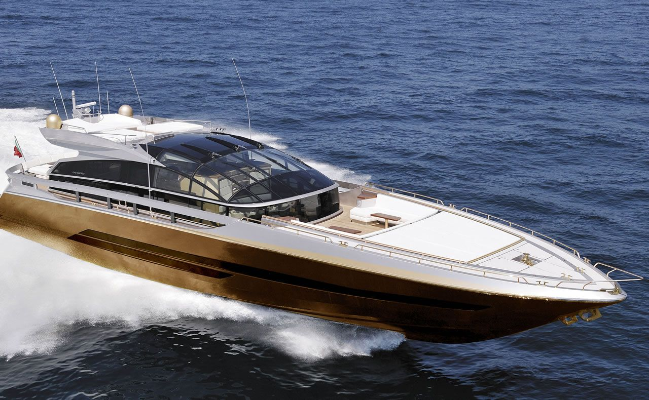 HISTORY SUPREME Yacht - $4.8 BILLION