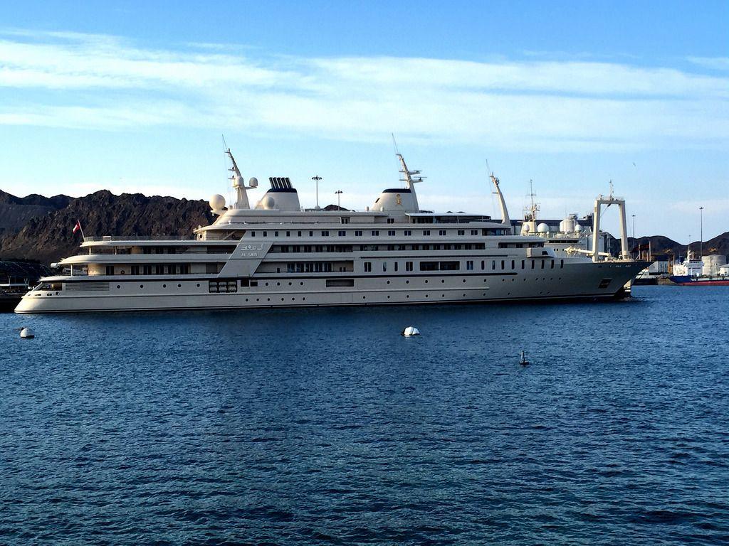 AL SAID Yacht - $300 MILLION